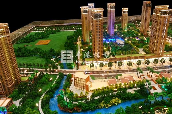 广州沙盘模型厂家告诉你沙盘制作过程需要注意哪些关键点?