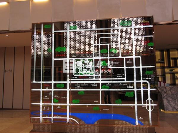 区域壁挂模型