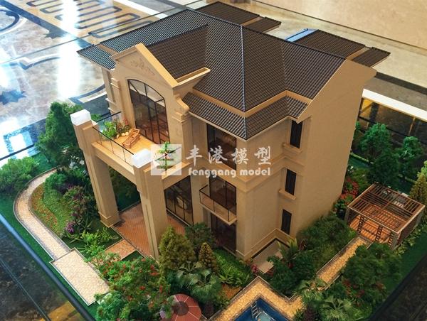 别墅户型模型model01
