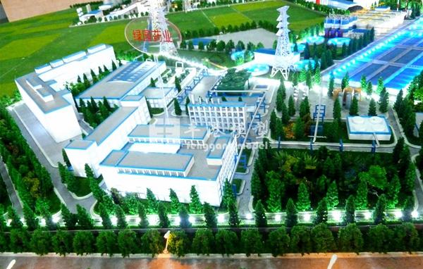 工业制药厂
