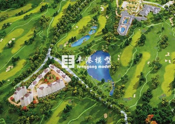 园林景观模型model06