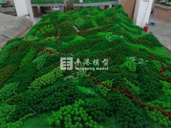 地形地貌模型model04