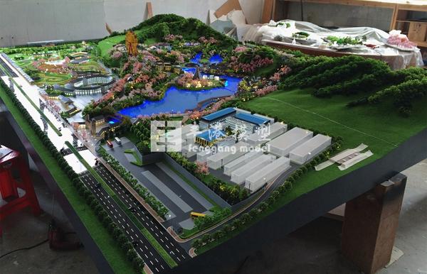 地形地貌模型model02