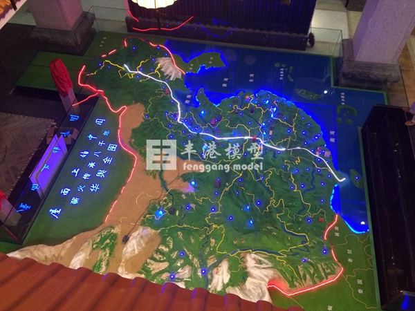 地形地貌模型model03