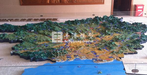 地形地貌模型model01