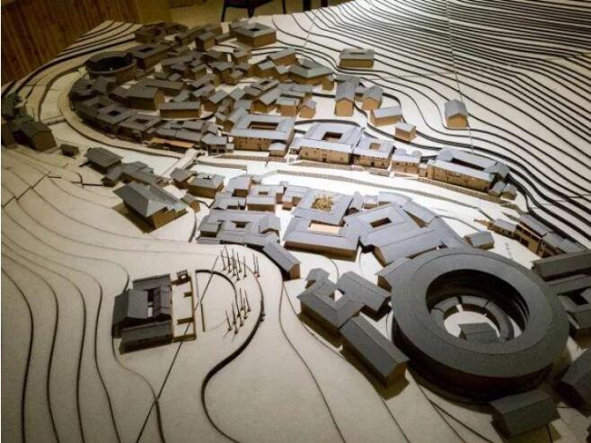 如何制作出真实度强的建筑模型墙体?