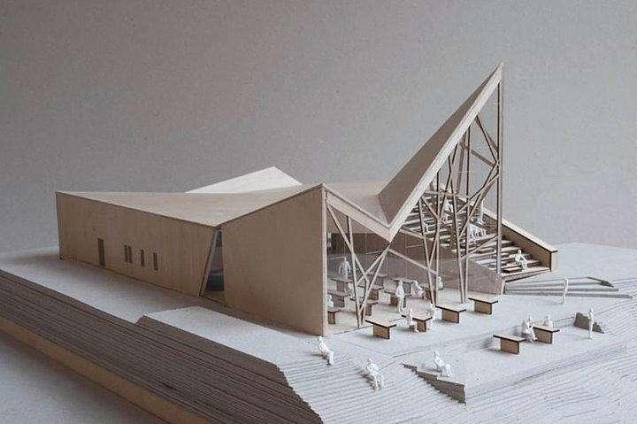 建筑模型的景观制作如何更加逼真?