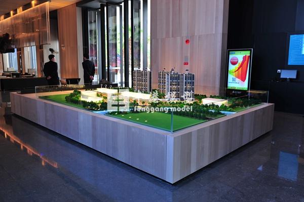 怎么制作出形象逼真的住宅区模型