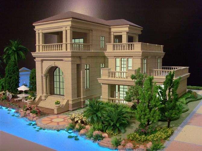 广州建筑模型公司如何被人们所选择?