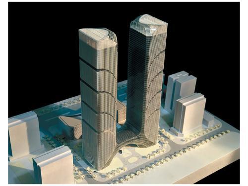 建筑模型有多少种分类?区别大不大?